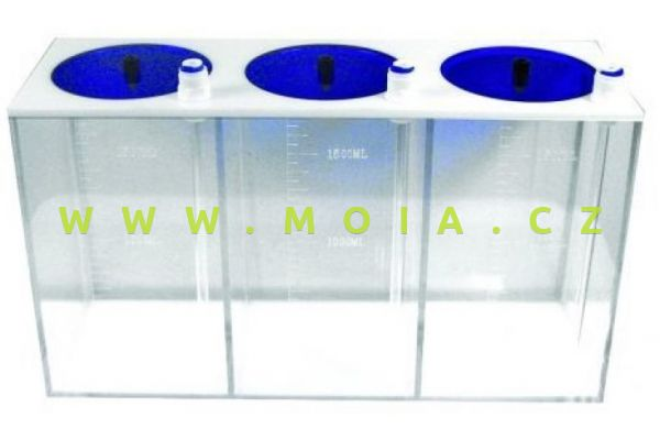 EASI-Dose - Dosing Container - 4.5 Litre (3 x 1.5 Litre)