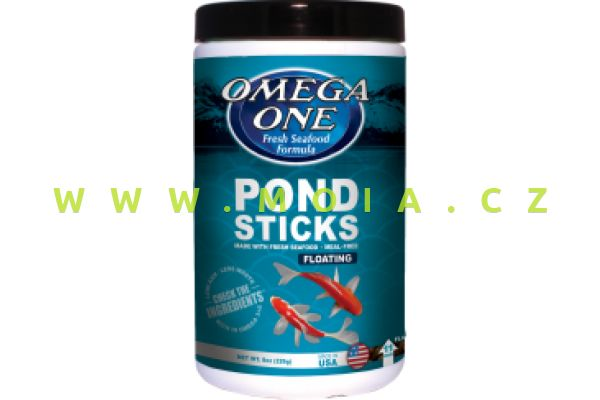 Pond stick, floating, 8mm, 498g