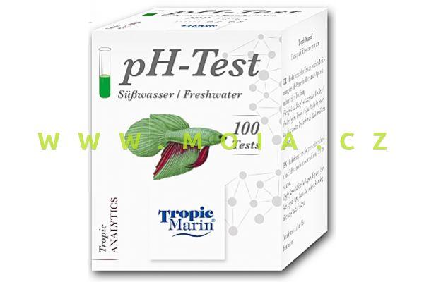 pH-Test Freshwater