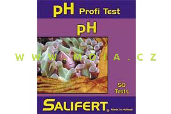 pH Profi-Test (saltwater only)