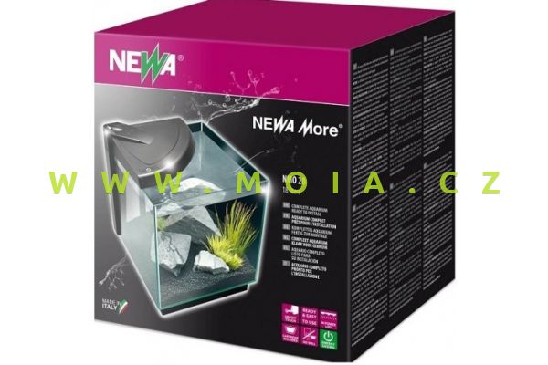 NEWA More 20 (Filter + Pump + On/Off touch LED light)