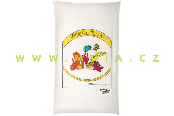 Marine White Sand - 9,07kg Bag, Grain Size 0,1 -0,5mm
