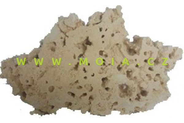 Relief Rock - coral stones - one side cut - carton 10kg