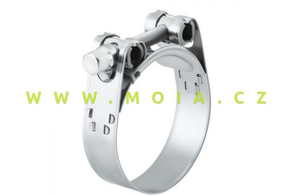 Cage Clamp INOX 68-73mm