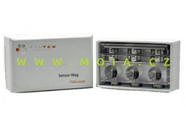 Sensor-Mag Titano, 3 * 12mm Sensor Slots