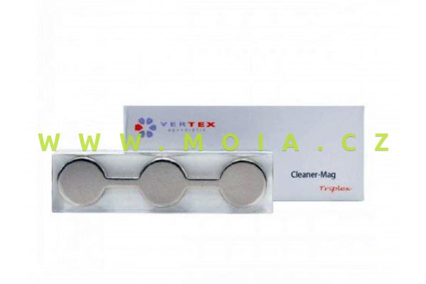 Cleaner-Mag Triplex, Up to 12mm Glass