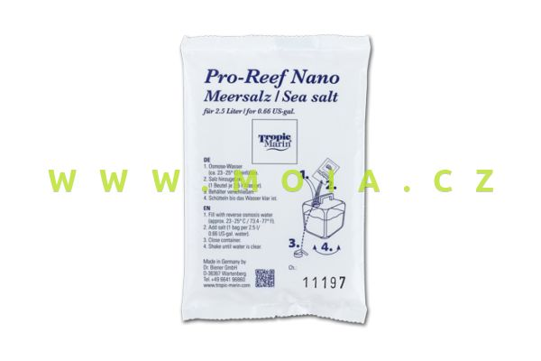NANO 90 g bag for approx. 2.5 l in display box