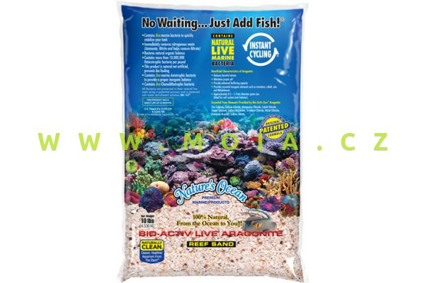 Live Reef Substrate Grain Size 1 - 4 mm  7,26kg