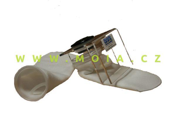 Prefilterset with replacement bag, filter bag diameter 110 mm