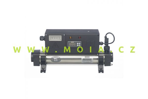 2-kW 230V Single Phase Pure Titanium Aquatic Heater