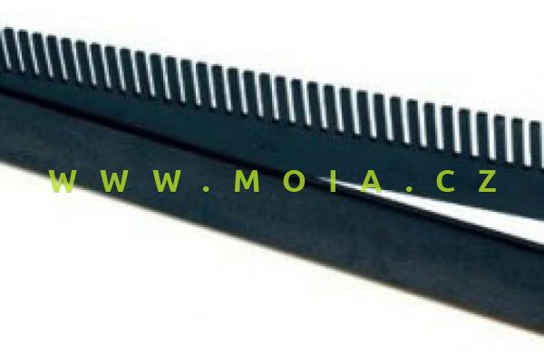 Overflow comb 100/5,8/0,35 - without U pc