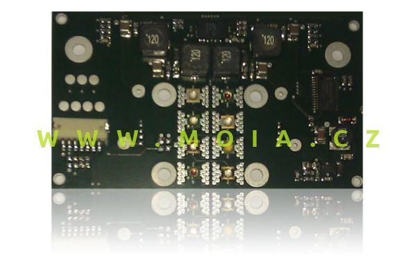 UV Auxilary Module, 3 LEDs/ 405nm, 410nm & 420nm
