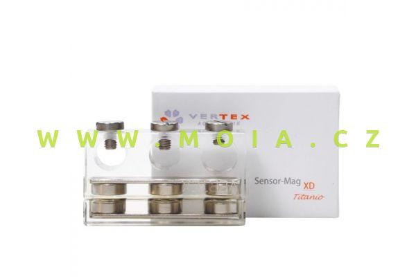 Sensor-Mag Titano XD, 2 * 12mm  and 1 * 15mm Sensor Slots