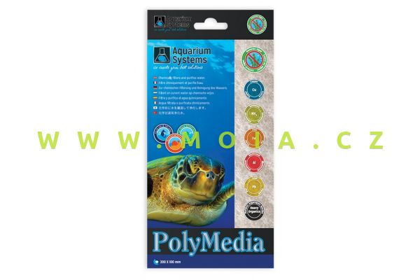 Poly-Media Standard 20x10cm