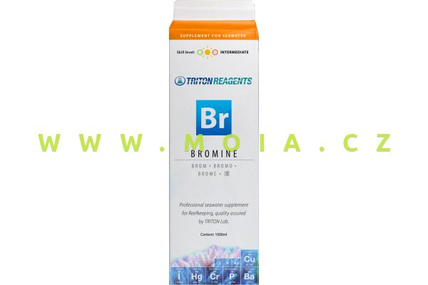 Reagents Bromine 1l