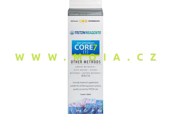 CORE7 Individual Reef Supplements Botle 1, 1l concentrate