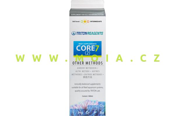 CORE7 Individual Reef Supplements Botle 2, 1l concentrate