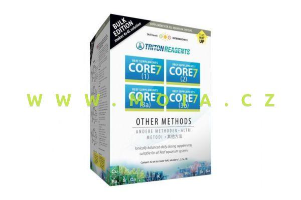 Core7 Reef Supplements Set Bulk Edition (4x4l Kit)