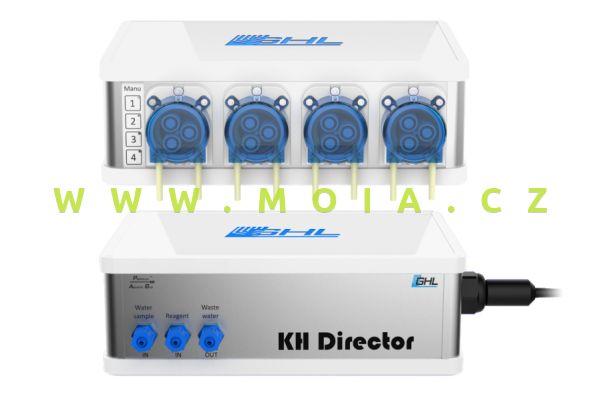 KHD & GHL Doser 2.1 SA Set, 4 Pumpen, Weiß, Schuko