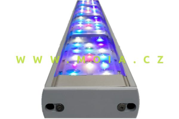 AquaLED´s reef light,  aquaBAR60 HC+  57x9x3,4cm
