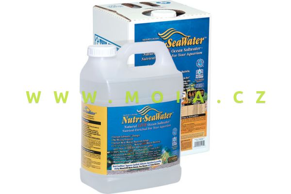 Caribbean Seawater Nature Perfect 16,6 Liter canister VE2