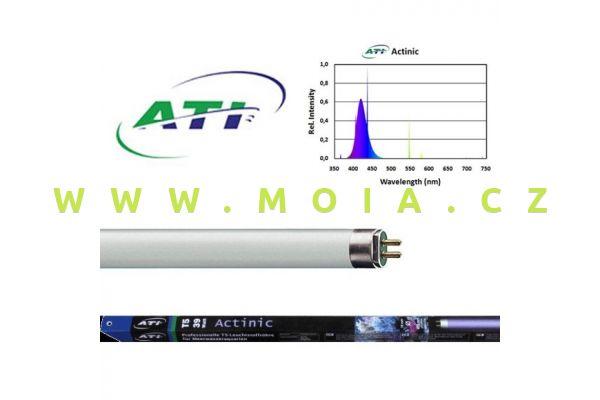 Fluorescent tube  ATI actinic 24 Watt