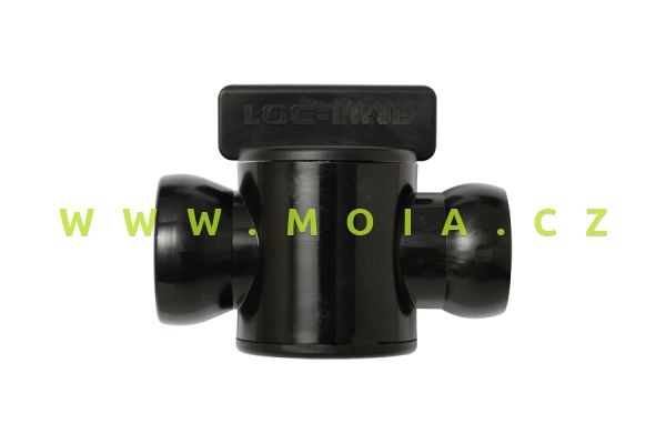 """Loc-Line In-Line Valve for 1/2"""" ID System"""