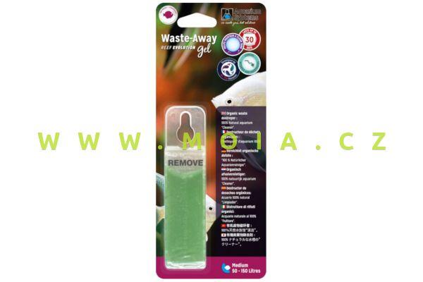 WASTE-AWAY Gel freshwater Medium (1 x) -50-150L