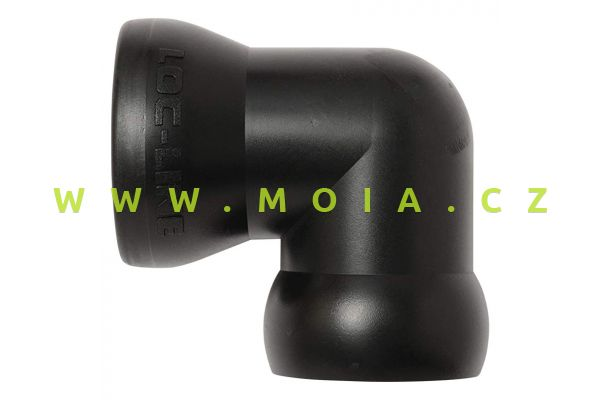 """Loc-Line Elbow Fitting for 13/4"""" ID System"""