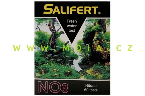 Nitrate Freshwater Test