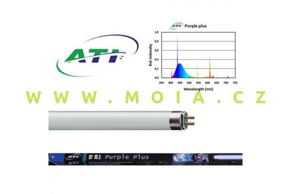 Fluorescent tube Purple Plus 24 Watt