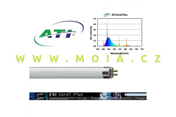 Fluorescent tube  ATI Coral Plus 24 Watt