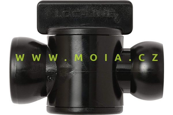 """Loc-Line In-Line Valve for 3/4"""" ID System"""