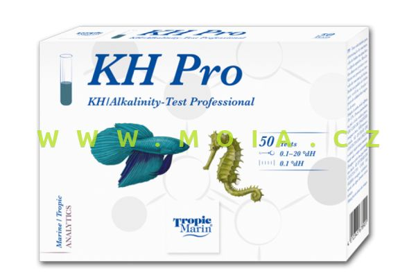 kH/Alkalinity Test PROFESSIONAL Fresh/Seawater