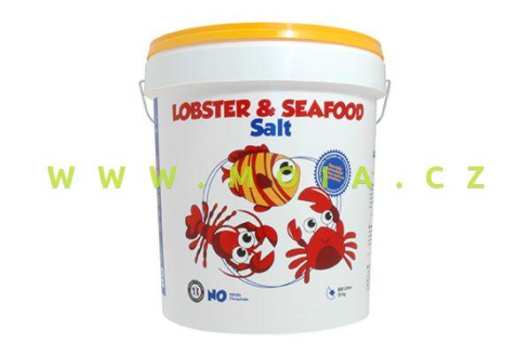 LOBSTER SALT 18kg / 600l