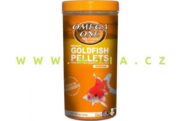 Goldfish pellets medium, sinking, 3mm, 226g