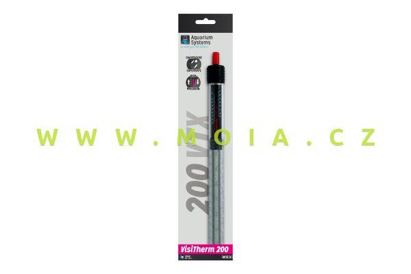 VisiTherm - Aquarium Heater VTX 200, 200 W