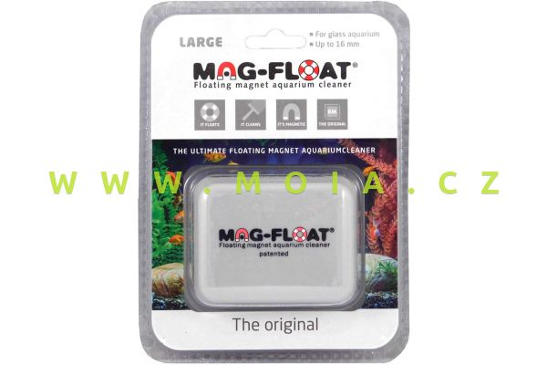 Mag-Float Window Cleaner Large, new version