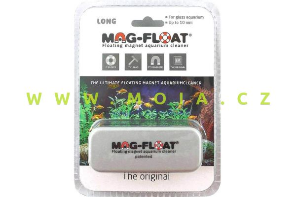 Mag-Float Window Cleaner Long, new version