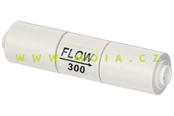 """Flow limiter  """"300"""" for RO"""