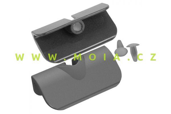 Plastic blades 45 mm (1.77 in.), 2 pcs.