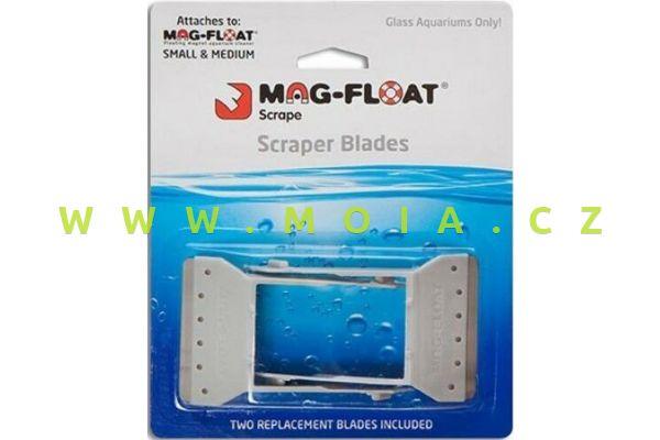 Replacement Scrapers for magfloat Long Colour of Scrapers Pantone 427C
