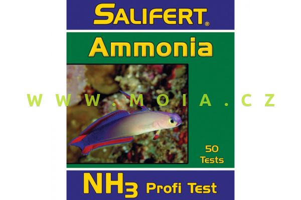Ammonia Profi-Test (NH3, NH4)