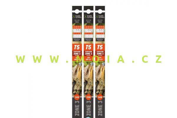 Reptile T5  Lamps Zone 3 UVI 4.1 1150mm - 54w