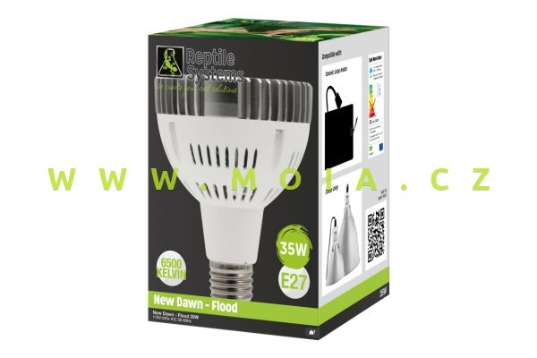 New Dawn LED 35w - Vertical Position - E27