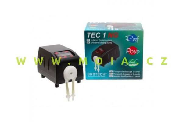 TEC 1 NG 1-Kanal Dosierpumpe