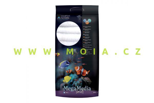 FILTER WOOL Mega Media small 500g, White