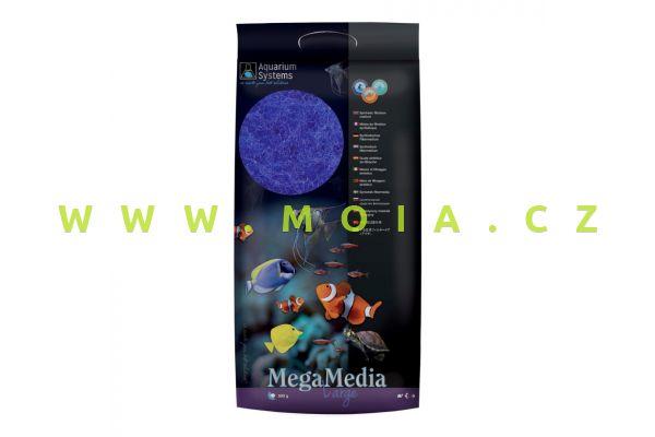 FILTER WOOL Mega Media large 500g, Blue