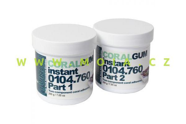 Coral Gum instant, 400 g (14.11oz.)