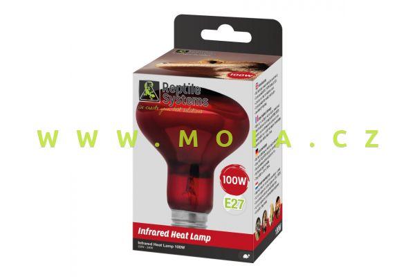 InfraRed Heat Lamp - 100w - E27